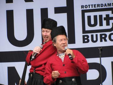 Uitmarkt 2009 Jan Bill